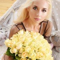 Реклама салона цветов :: Кристина Бессонова