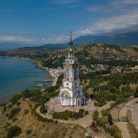 Никольская церковь. Малореченское. Крым. :: Павел © Смирнов