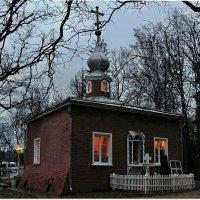 Спасская церковь в усадьбе Мураново :: Евгений Кочуров