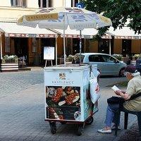 Продавщица мороженого :: san05 -  Александр Савицкий