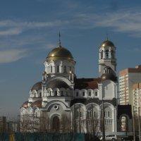 Храм всех святых :: марина ковшова