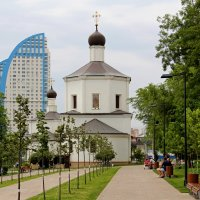 Храм Святого Пророка Иоанна Предтечи :: Dr. Olver ( ОлегЪ )