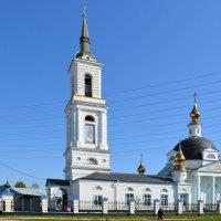 Церковь Успения Пресвятой Богородицы. :: Алексей
