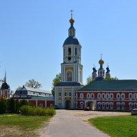 Рождество-Богородичный Санаксарский мужской монастырь :: Алексей