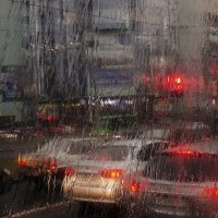 Дождь. :: Эника.