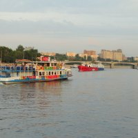 по Москве реке :: ИРЭН@ .