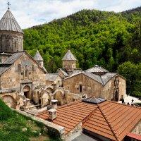 Армения.Монастырь Агарцин . :: Тамара Бучарская