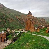 Монастырь Нораванк. Армения. :: Тамара Бучарская