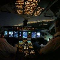 За 4 минуты до посадки.. :: Alexey YakovLev