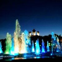 Ночные краски :: Анатолий Шевченко