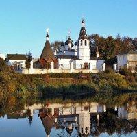Никольская церковь в с. Сидоровское :: Евгений Кочуров