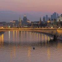 Вечерняя Москва :: Евгений Седов