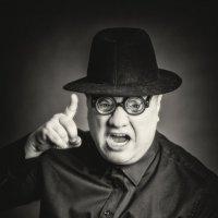 Teacher in Black Hat :: Дмитрий Кудрявцев