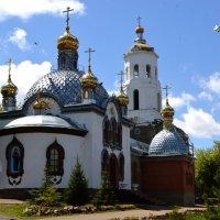 Церковь :: Ольга Мутовина