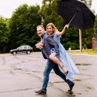 Женатики, им и дождь нипочем :: Катя титова