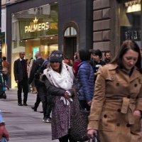 На пешеходной улице Вены. :: Alla Shapochnik