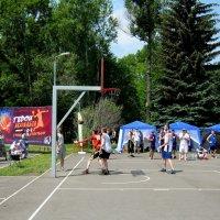 Streetball :: Дмитрий Арсеньев