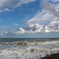 Неспокойное Черное море :: Dr. Olver ( ОлегЪ )