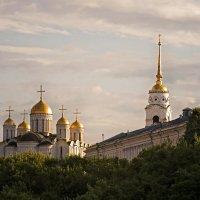 Закат во Владимире :: Тата Казакова