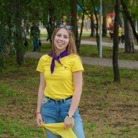 Портрет с дня молодёжи :: Андрей + Ирина Степановы