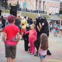 Фестиваль субкультур. :: Ильсияр Шакирова