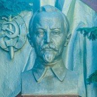 памятник Феликсу Эдмундовичу Дзержинскому. Курск :: Руслан Васьков