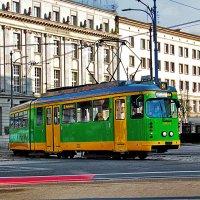 Зелёный трамвайчик :: Nina Karyuk