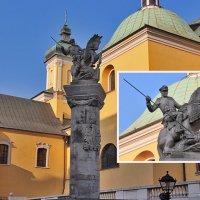 Памятник 15-му уланскому полку Познани :: Nina Karyuk