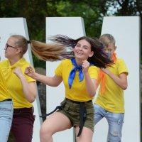 Танцы танцы танцуют девчонки.... :: Андрей + Ирина Степановы