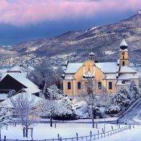 зимняя деревенька :: Elena Wymann
