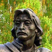 Белорусский первопечатник Франциск Скорина (фрагмент) :: Сергей Карачин