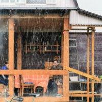 дождь памяти :: Павел Самарович