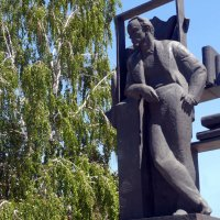 Памятник В.И.Ленину (Самара) :: Александр Алексеев