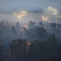 Туман над шоссе :: Ekko Lie