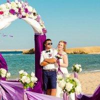 """Организация церемонии """"Волшебный бриз"""" Хургада, Египет :: Светлана Айед"""
