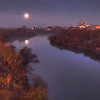 * Лунная соната * :: Елена Хайдукова  ( Elena Fly )