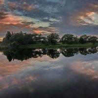 Краски заката :: Лара Симонова