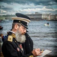 на  берегах  Невы :: Владимир Иванов ( Vlad   Petrov)