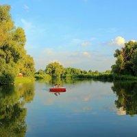 Озеро. :: Сергей