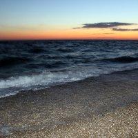 Просто море...просто закат... :: Анна Суханова
