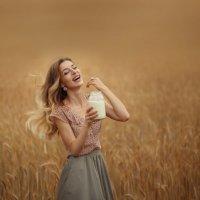 Молоко :: Helena Peshkun