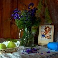 Старая открытка :: Нэля Лысенко