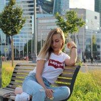 Юля :: Татьяна Колганова