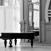 Черный рояль... :: Elena Ророva