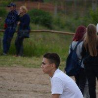 Мяч...... :: Андрей + Ирина Степановы