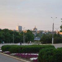 Город :: Андрей Марченко