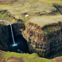 Водопад на реке Канда :: Сергей Курников