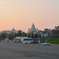 Городские пейзажи :: Алексей