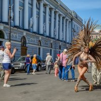 Случайные встречи :: Владимир Колесников