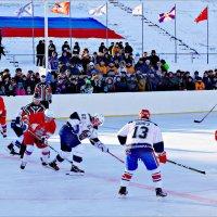 Большая игра в Североморске :: Кай-8 (Ярослав) Забелин